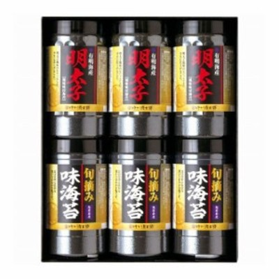 ゆかり屋本舗 有明海産 明太子風味&熊本有明海産 旬摘み味海苔セット YO-30(代引不可)