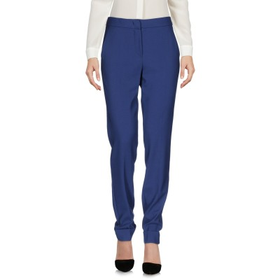 アルマーニ コレッツィオーニ ARMANI COLLEZIONI パンツ ブルー 42 バージンウール 99% / ポリウレタン 1% パンツ