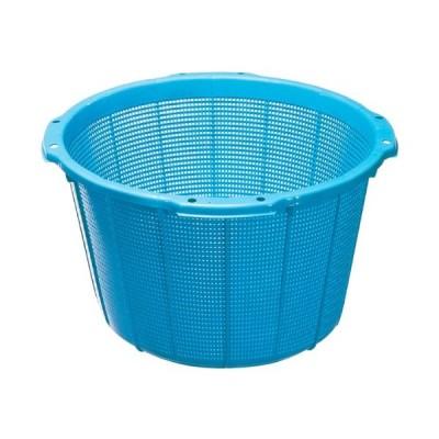 セキスイ PP製 ザルカゴ 30L ブルー #30