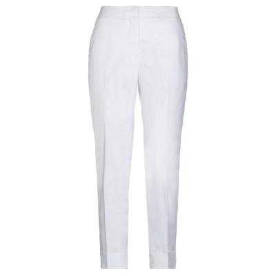 PT Torino パンツ ホワイト 42 コットン 96% / ポリウレタン 4% パンツ