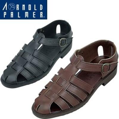 ◆◆■ <ダイマツ> 【アーノルドパーマー】Arnord Palmer MEN メンズ 本革サンダル 紳士靴(ap6621-arn1)