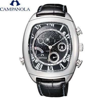 先着コレクションケース付 無金利ローン可 3年間無料点検付 シチズン カンパノラ 時計 CITIZEN CAMPANOLA コンプリケーション AG6250-09E メンズ 腕時計