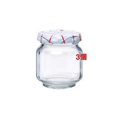 東洋佐々木ガラス 柄蓋つき瓶115mlHW-566