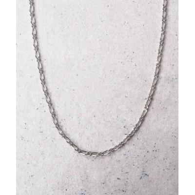 perky room / 《silver925》ユニセックスシンプルチェーンネックレス 50cm WOMEN アクセサリー > ネックレス