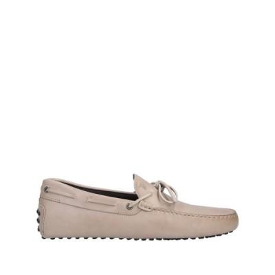 トッズ TOD'S メンズ ローファー シューズ・靴 loafers Beige