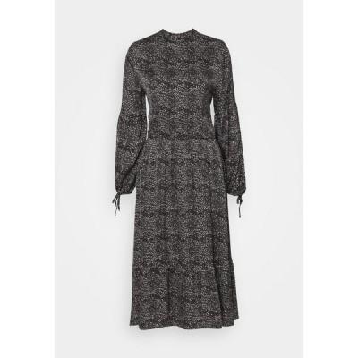 ブルンスバザー ワンピース レディース トップス BECCA ARY DRESS - Maxi dress - black