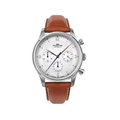 Fortis Tycoon 904.21.12 Automatic Mens Chronograph Classic & Simple 並行輸入品