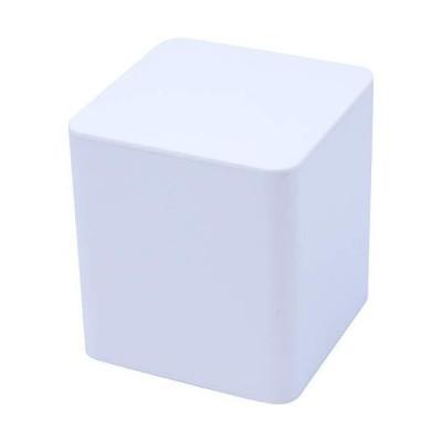ビッテ トイレ ロール ペーパー ケース 1個用 収納 インテリア 目隠し ホワイト W119×D119×H460mm 665toi_pa_w