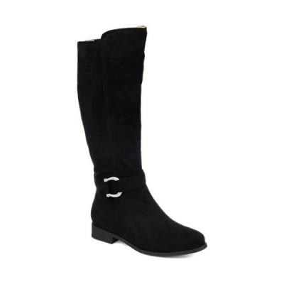 ジュルネ コレクション レディース ブーツ・レインブーツ シューズ Comfort Extra Wide Calf Cate Boots