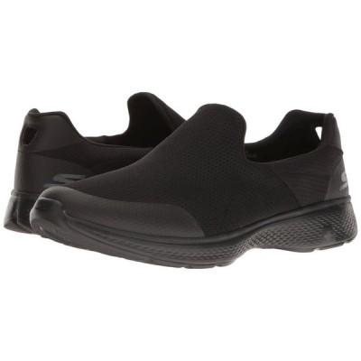 スケッチャーズ SKECHERS Performance メンズ スニーカー シューズ・靴 Go Walk 4 - Incredible Black