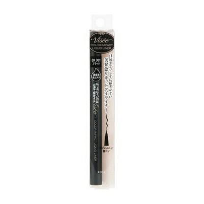 《コーセー》 ヴィセ リシェ カラーインパクト リキッドライナー ブラック BK001 0.4mL