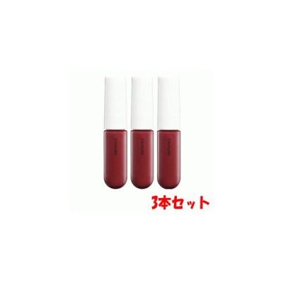 【3本セット】ちふれ化粧品 リップジェル 255:ローズ系 4.3g×3
