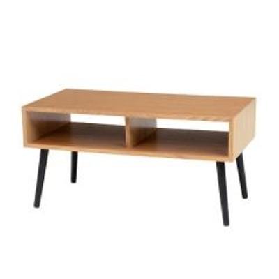 10%OFFクーポン対象商品 テーブル 幅80cm ローテーブル 長方形 木製 天然木 コンパクト テレビ台 サイドテーブル 机 ナチュラル クーポンコード:52RFBAW