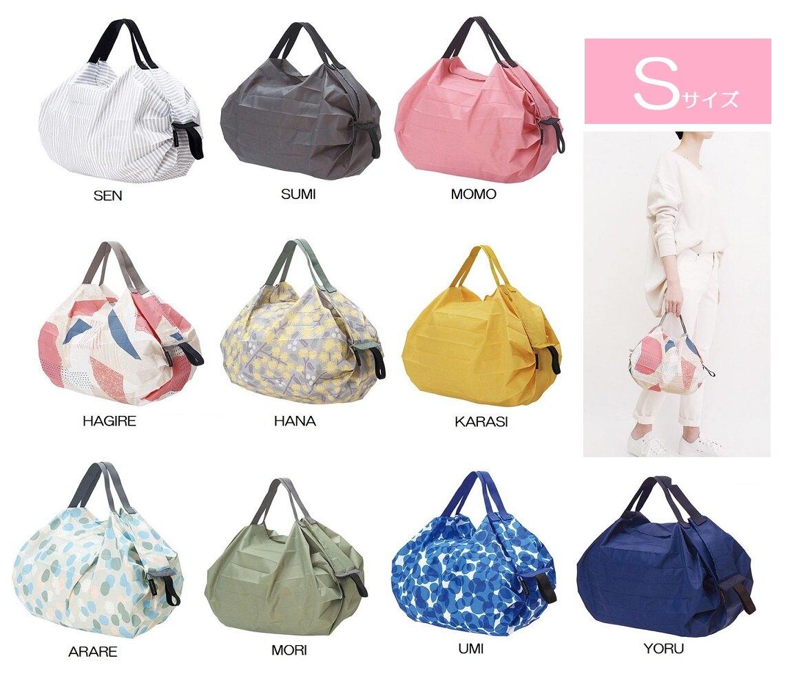大賀屋 日貨 秒收 Shupatto 旅行袋 環保袋 購物袋 環保購物袋 摺疊收納袋 手提袋 隨身袋 J00050863