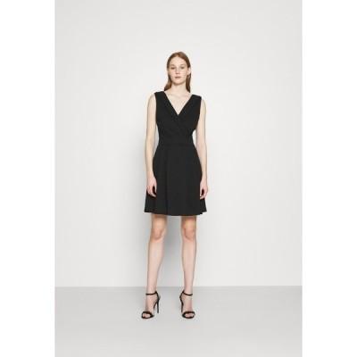 ヴァル ジー ワンピース レディース トップス SOPHIA SKATER DRESS - Cocktail dress / Party dress - black
