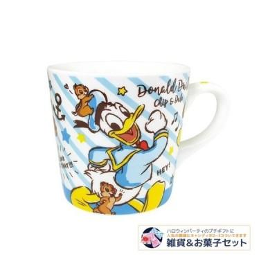 ハロウィン お菓子 セット ドナルド&チップ&デール マグカップ グッズ ギフトマグ グラフィティ vol2 ディズニー