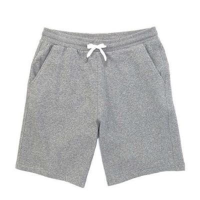 クイックシルバー メンズ ハーフ&ショーツ ボトムス Essentials 19#double; Outseam Fleece Shorts Light Grey Heather