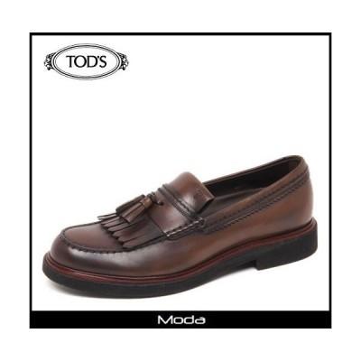 トッズ ローファー メンズ TOD'S 靴 タッセル モカシン