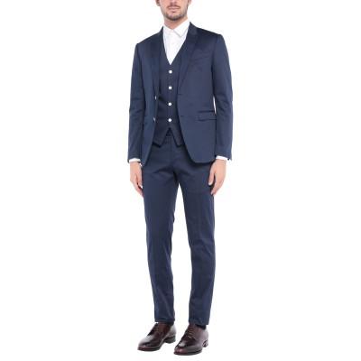 REVERES 1949 スーツ ブルー 50 コットン 97% / ポリウレタン 3% スーツ