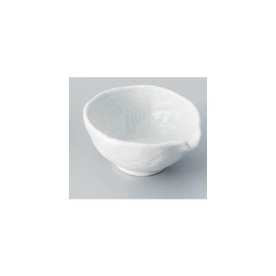 和食器 / 小付 白釉片口小付 寸法:9.2 x 9 x 4.6cm