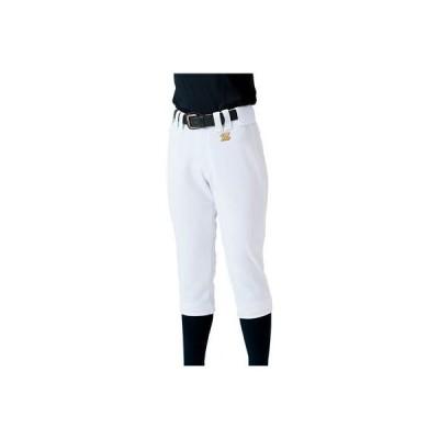 ZETT(ゼット) 野球用 レディース ユニフォーム レギュラーパンツ BUL304A ホワイト(1100) SS