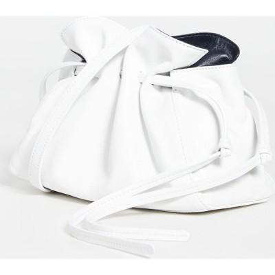 マンサーガブリエル Mansur Gavriel レディース バッグ mini protea bag White/Blue
