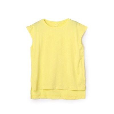 tシャツ Tシャツ PHIL O. / コットンノースリーブカットソー