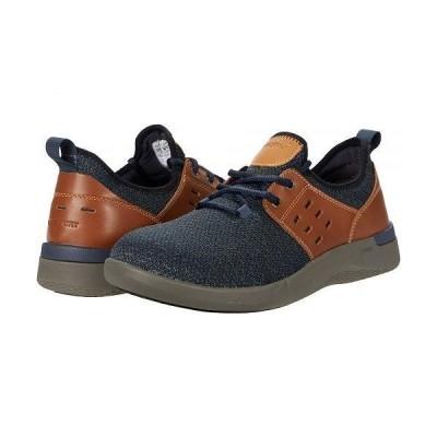 Rockport Works メンズ 男性用 シューズ 靴 スニーカー 運動靴 TruFlex Work Comp Toe SD - Blue/Tan