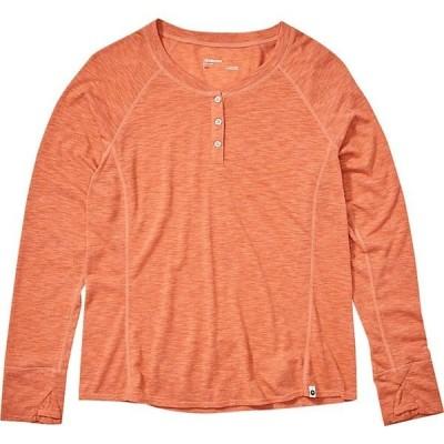 マーモット レディース Tシャツ トップス Mt. Shasta Long-Sleeve Shirt
