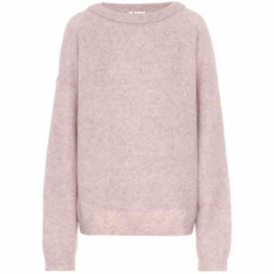 アクネ ストゥディオズ Acne Studios レディース ニット・セーター トップス Wool and mohair sweater Powder Pink