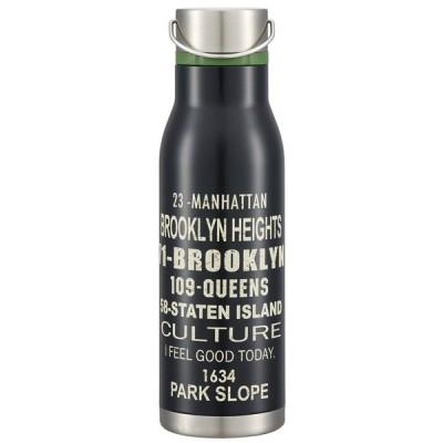 スケーター スポーツボトル 保冷 保温 ステンレス 水筒 ブルックリン 1000ml SSW10N