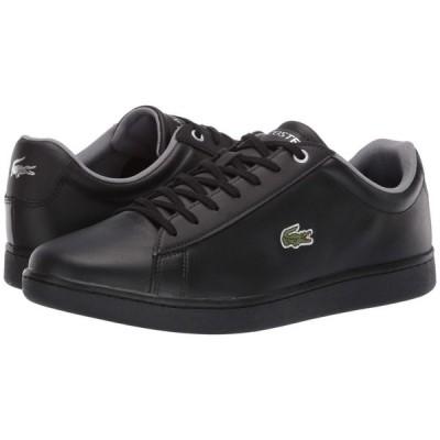ラコステ Lacoste メンズ スニーカー シューズ・靴 Hydez 119 1 P SMA Black/Grey