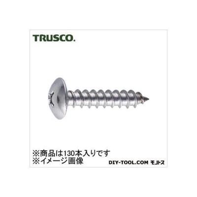 トラスコ(TRUSCO) トラス頭タッピングねじステンレスM3X6130本入 140 x 60 x 25 mm B430306 130本