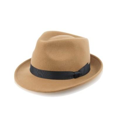 TETE HOMME / 【Ruben】POCKETABLE FELT HAT WOMEN 帽子 > ハット