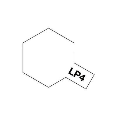 タミヤ ラッカー LP-04 フラットホワイト /新品