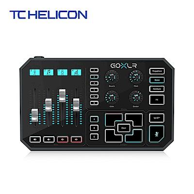 tc Helicon GO XLR 直播電競混音人聲效果器