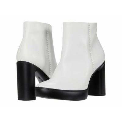 エコー ブーツ&レインブーツ シューズ レディース Shape Sculpted Motion 75 Ankle Boot Bright White