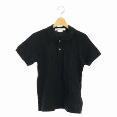 【中古】コムデギャルソンコムデギャルソン COMME des GARCONS COMME des GARCONS AD2006 コムコム 半袖シャツ S 黒