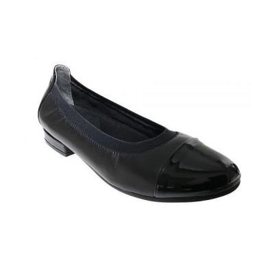 David Tate デービッドテール レディース 女性用 シューズ 靴 フラット Nicole - Black