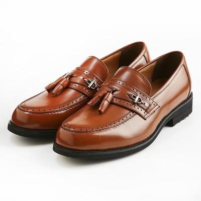 マドラス  madras MODELLO VITA VT5570 モデロヴィータ 日本製 本革 幅広 ビジネスシューズ  撥水 革靴 紳士靴 コニャック