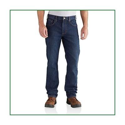 Carhartt メンズ ラギッドフレックス リラックスフィット 5ポケットジーンズ US サイズ: 35W x 34L カラー: ブ