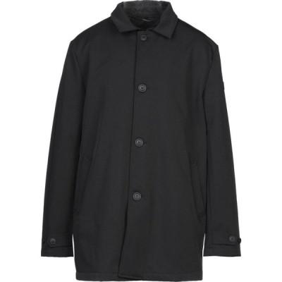 ホームワード クロウズ HOMEWARD CLOTHES メンズ コート アウター full-length jacket Black