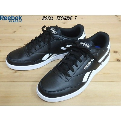 REEBOK ROYAL TECHQUE T BLACK(CN8665)リーボック ロイヤルテック メンズ スニーカー