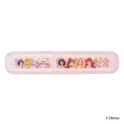 歯ブラシケース 携帯用 プリンセス 子供 キャラクター ( 歯ブラシ ケース 歯磨きケース 幼稚園 保育園 )