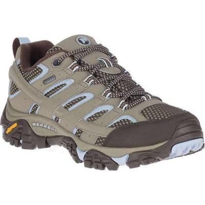 メレル Merrell レディース ハイキング・登山 シューズ・靴 MOAB 2 Gore-Tex Shoe Brindle