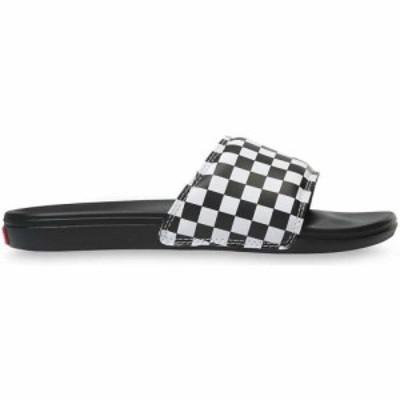 ヴァンズ Vans メンズ サンダル シューズ・靴 La Costa Slide Checkerboard/True White/Black