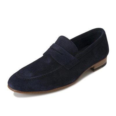 【PACO MILAN】  LOAFER 【PACO MILAN】 パコミラン LOAFER ローファ 5062 S/SEA 42(26.5-27cm) ブルー