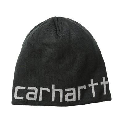 Carhartt Men's Greenfield Reversible Hat,Black,One Size【並行輸入品】