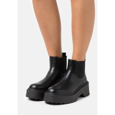 フォース アンド レックス ブーツ&レインブーツ レディース シューズ ELLIS - Ankle boots - black