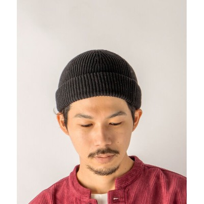 "FREDY&GLOSTER / 【新色追加】【GLOSTER/グロスター】JAPAN MADE ""OUTLAST"" ワッチキャップ ショートワッチ MEN 帽子 > ニットキャップ/ビーニー"
